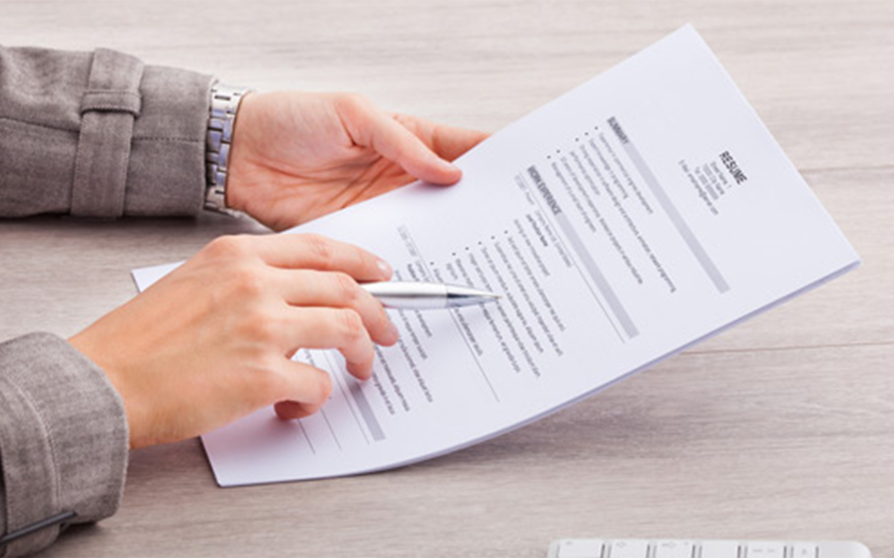 Resumes, Cover Letters & CVs