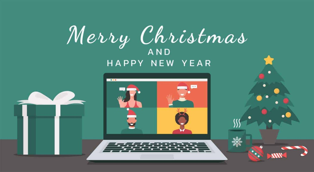 Celebrating the Holiday Season with your Team Remotely